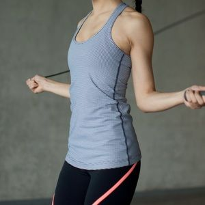 lululemon athletica Tops - Lululemon Cool Racerback Tank Top